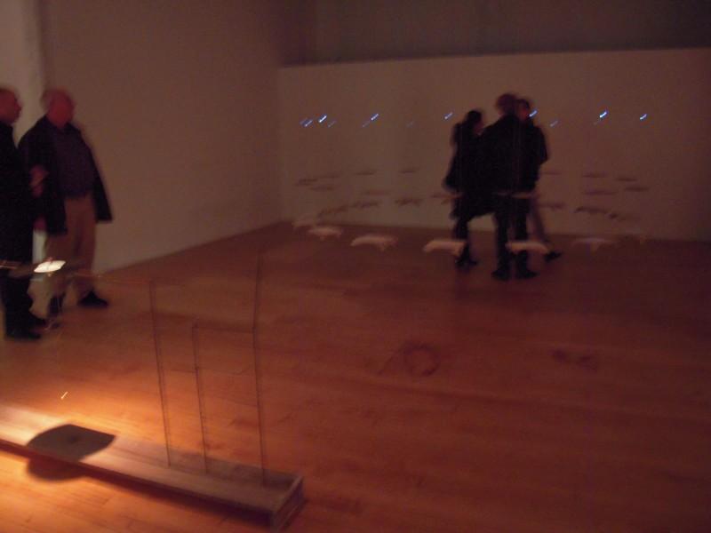 artist talk 1/13 at AC Institute